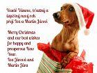 Hotel Mastibe: Veselké Vánoce a šťastný nový rok 2014.